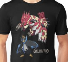 Andy W's Primal Groudon & Empoleon Unisex T-Shirt