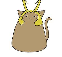 Loki Kitty  by simbah