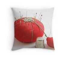 Pincushion Throw Pillow
