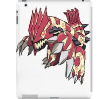 Andy W's Primal Groudon iPad Case/Skin
