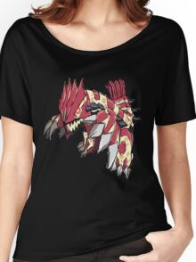 Andy W's Primal Groudon Women's Relaxed Fit T-Shirt