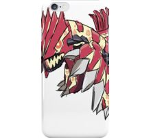 Andy W's Primal Groudon iPhone Case/Skin