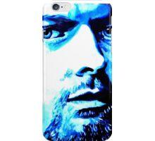 Kurt in Blue iPhone Case/Skin