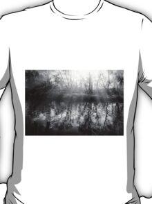 Sunburst over the river T-Shirt
