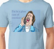Glass case of emotion! Unisex T-Shirt