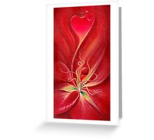 THE LILY - Invitation to the Inside Greeting Card