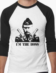 Vladimir Putin Men's Baseball ¾ T-Shirt