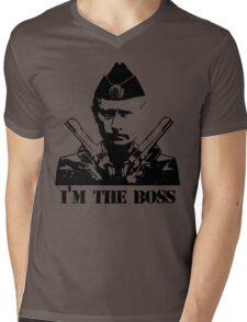 Vladimir Putin Mens V-Neck T-Shirt