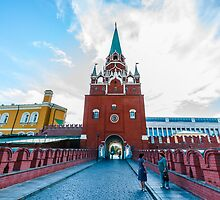 Complete Moscow Kremlin Tour - 05 of 70 by luckypixel