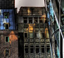 Behind the Gherkin by A90Six