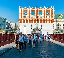 Complete Moscow Kremlin Tour - 07 of 70 by luckypixel