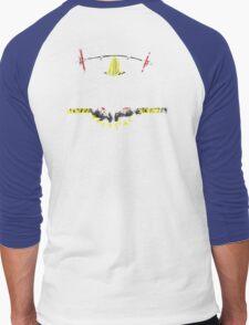 Increase Physical Activity - Lift Weights Men's Baseball ¾ T-Shirt