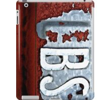 BS iPad Case/Skin