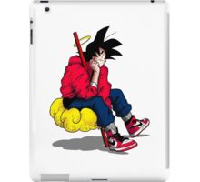 Saiyan Kicks iPad Case/Skin