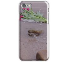 Tulips in the Sea iPhone Case/Skin