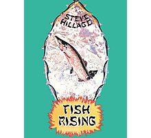 Steve Hillage - Fish Rising Photographic Print