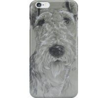Wire-haired Fox Terrier iPhone Case/Skin