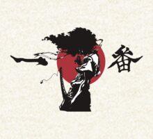 Afro Samurai by WilDodo