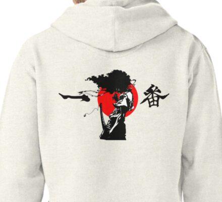 Samurai Pullover Hoodie