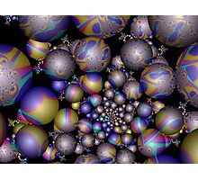 Tangent Balls (1) Photographic Print