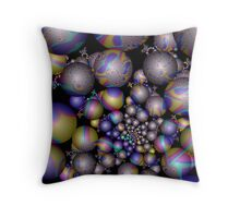 Tangent Balls (1) Throw Pillow
