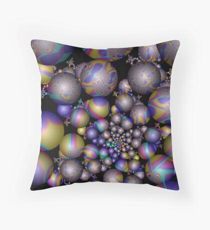 Tangent Balls (1) Throw Pillow