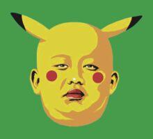 Kim Jong-un Pikachu Art by RBSTORESSX