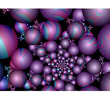 Tangent Balls (2) Photographic Print