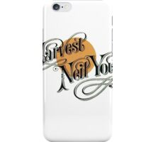 "Neil Young ""Harverst"" iPhone Case/Skin"