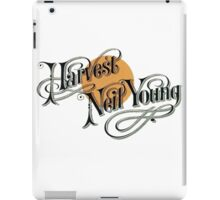 "Neil Young ""Harverst"" iPad Case/Skin"