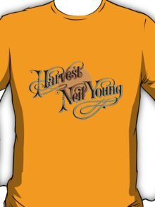 "Neil Young ""Harverst"" T-Shirt"