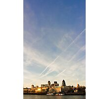 City Skyway Photographic Print