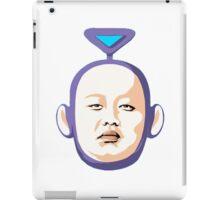 Kim Jong-un Teletubbie Art iPad Case/Skin