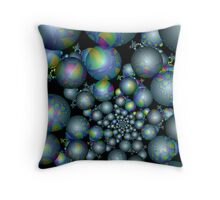Tangent Balls (4) Throw Pillow
