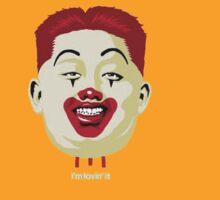 Kim Jong-un McDonalds Art by RBSTORESSX