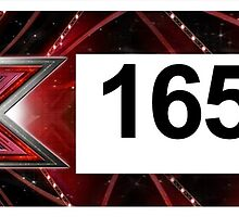 XFactor Number Tag - Harry Styles by YOSHFRIDAY