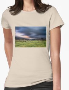 Castlerigg Stone Circle Womens Fitted T-Shirt