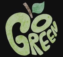 Go Green Apple Kids Clothes