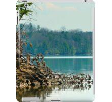 Carter's Lake, Chatsworth, Georgia, USA II iPad Case/Skin