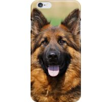 Happy Shepherd iPhone Case/Skin