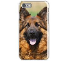 Happy Shepherd iPhone Case/Skin