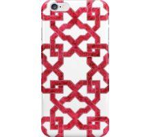 Geometric Pattern - Oriental Design rmx iPhone Case/Skin