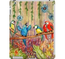 Jungle Birds iPad Case/Skin