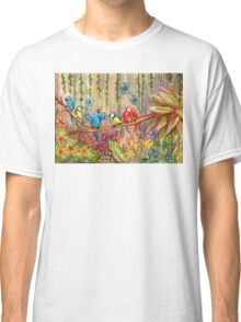 Jungle Birds Classic T-Shirt