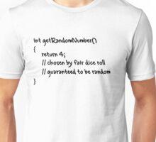 get Random Number Unisex T-Shirt