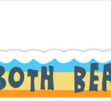 Rehoboth Beach - Delaware. Sticker