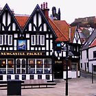 Seafront Pub In Scarborough. by PICMART