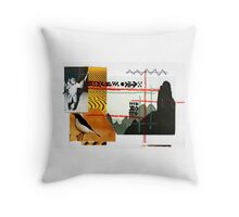 Every day Throw Pillow