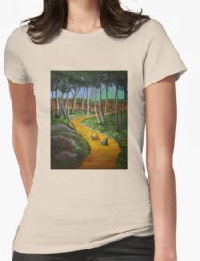 Memories Of Oz Womens Fitted T-Shirt