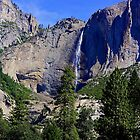 Upper Yosemite Falls by Nancy Richard